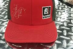 Richard Petty signed hat